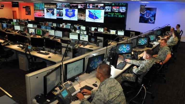 US military steps up cyberwarfare effort
