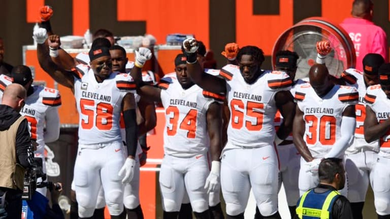 NFL tells players patriotism is more important than protest – here's why that di