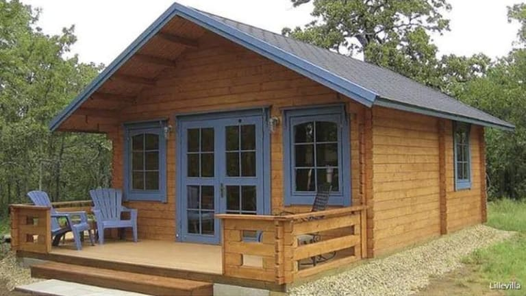 """Affordable Housing: Meet Amazon's $18,000 """"Lillevilla"""" House With Free Shipping"""