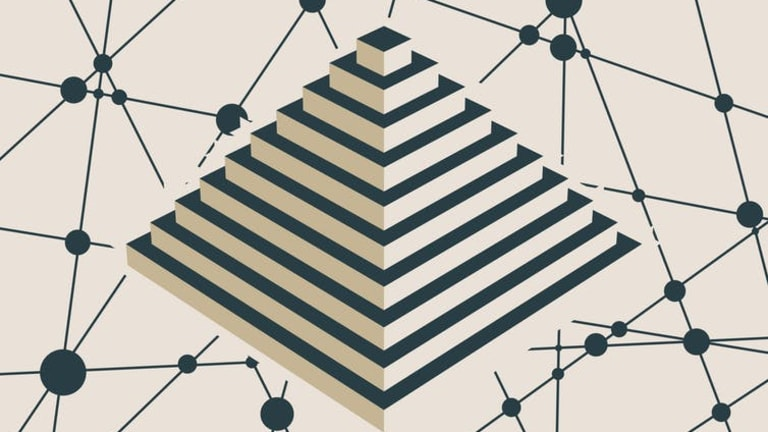 Multi-level marketing has been likened to a legal pyramid scheme – the backlash