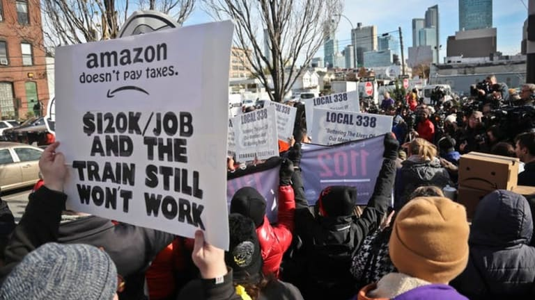Amazon HQ2: Texas experience shows why New Yorkers should be skeptical