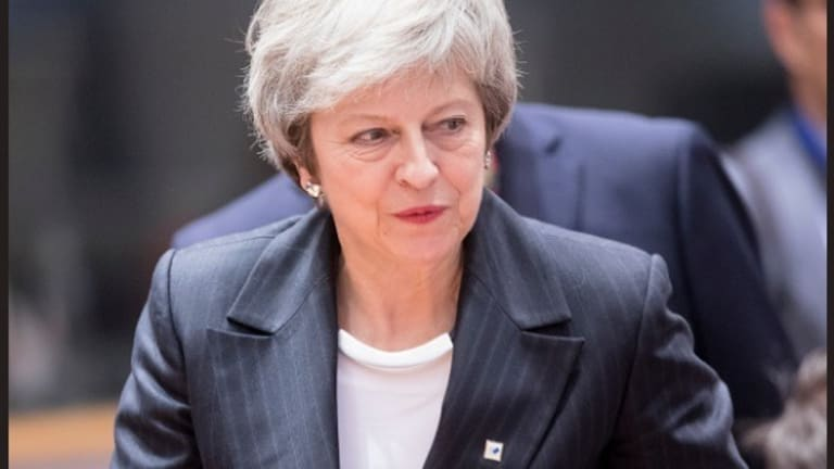 Theresa May's mission to secure more Brexit guarantees from the EU - Meaningless