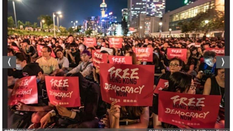 3 ways China benefits from the Hong Kong protests