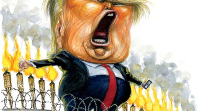 Faltering Thursday – Back to S&P 2,850 as Trump Opens New EU Trade War Front