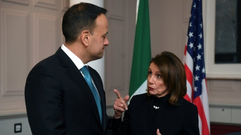 Why Irish-USdiplomacy is a powerful force in border talks