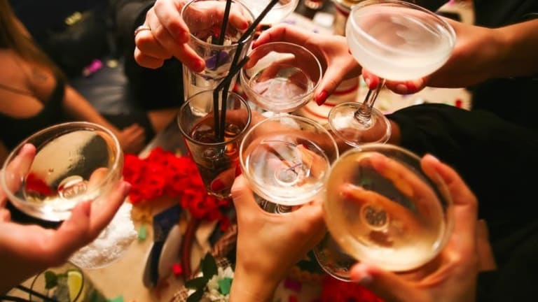 Alcohol's health benefits hard to prove, but harms are easy to document