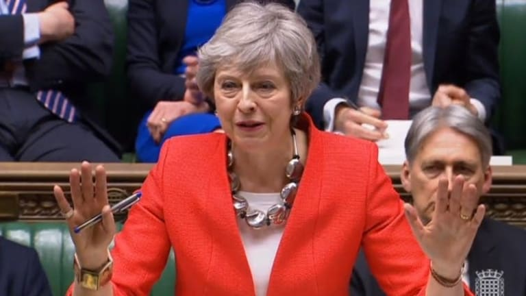 Theresa May loses another Brexit vote – is it time she just gave up?