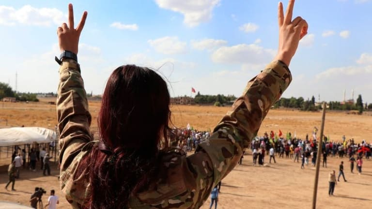 Turkish attack on Syria endangers a remarkable democratic experiment by the Kurd