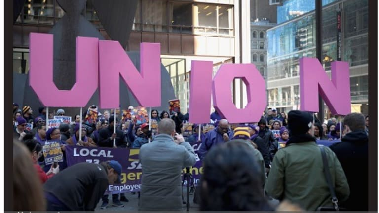 Unions do hurt profits, but not productivity, and they remain a bulwark against