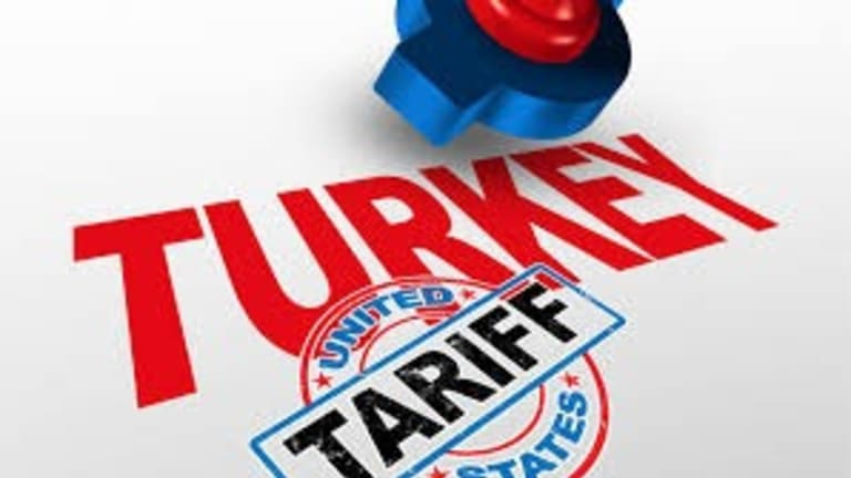Whipsaw Wednesday – Futures Collapse as Turkey Strikes Back With Tariffs