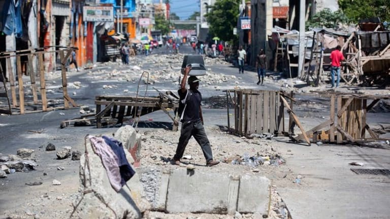 Haiti's deadly riots fueled by anger over decades of austerity and foreign inter