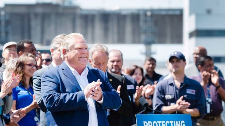 Doug Ford's energy shake-up could cost Ontario