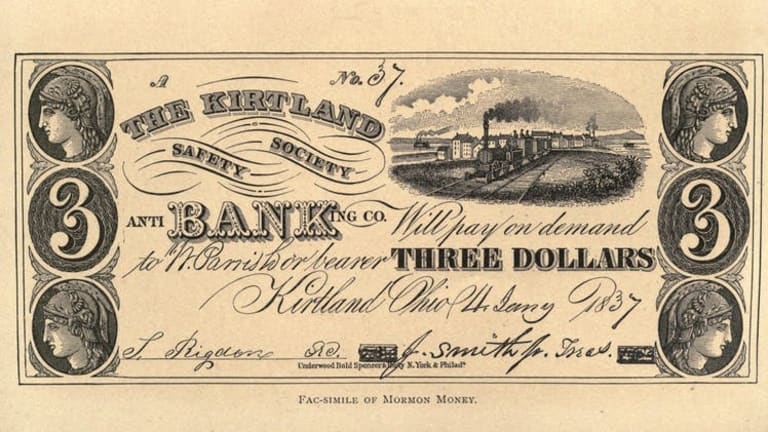 Mormons and money: An unorthodox and messy history of church finances