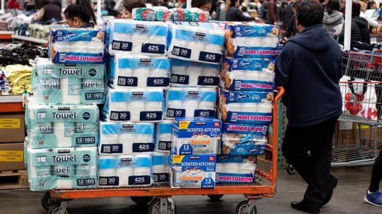 No Refunds: Costco Hoarders Discover They Can't Return Toilet Paper