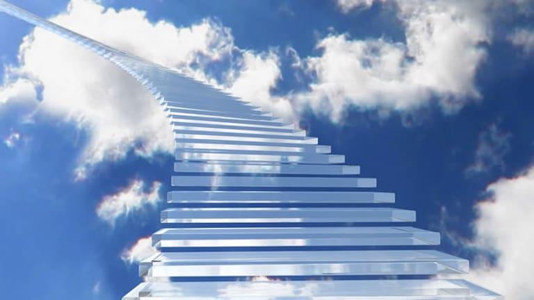 Climbing a tall knowledge ladder