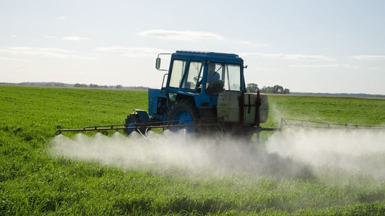 For Some Ag Companies, Pesticides Are Already on Their Way Out