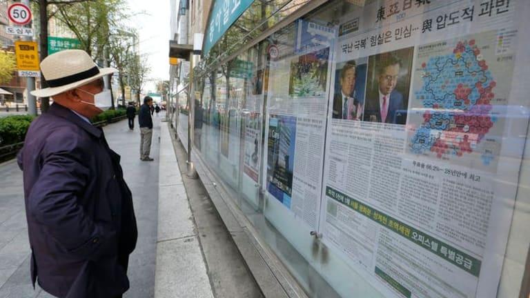 How South Korea flattened the coronavirus curve with technology