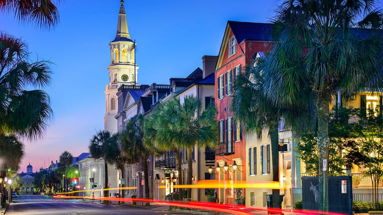 Some of the Prettiest U.S. Towns to Retire In