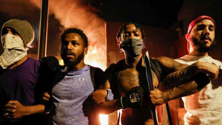 Riot or resistance? How media frames unrest in Minneapolis will shape public's view of protest