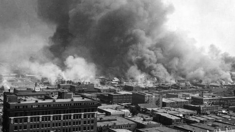Trump rally in Tulsa, a day after Juneteenth, awakens memories of 1921 racist massacre