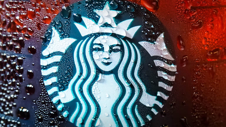 Starbucks upgraded to Buy from Hold at Stifel