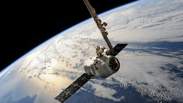 Kenya Launches Internet From Space
