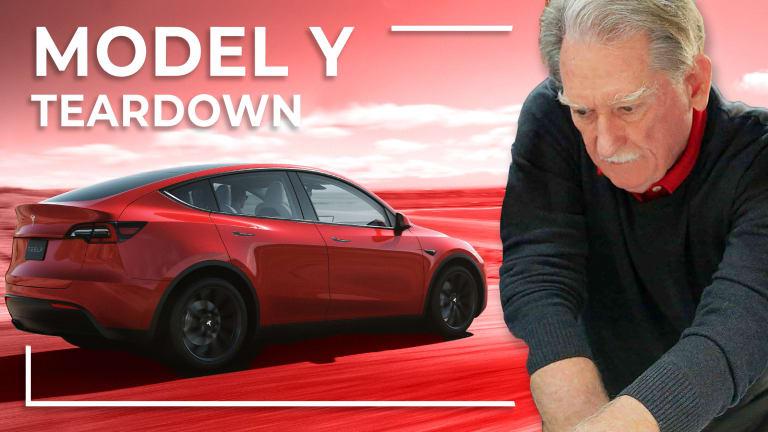 "Munro: Tesla Model Y Costs ""Are Shocking"""
