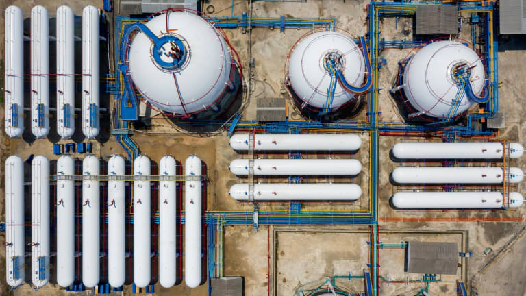 Outdoor Heating, Asia Demand Drives a Propane Surge