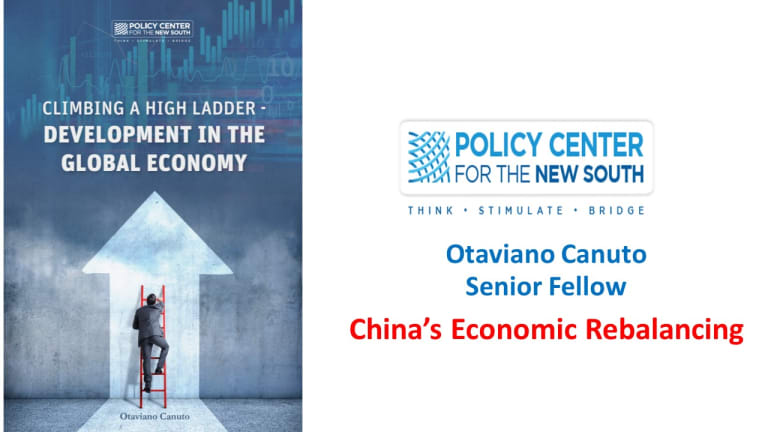 CHINA'S ECONOMIC REBALANCING