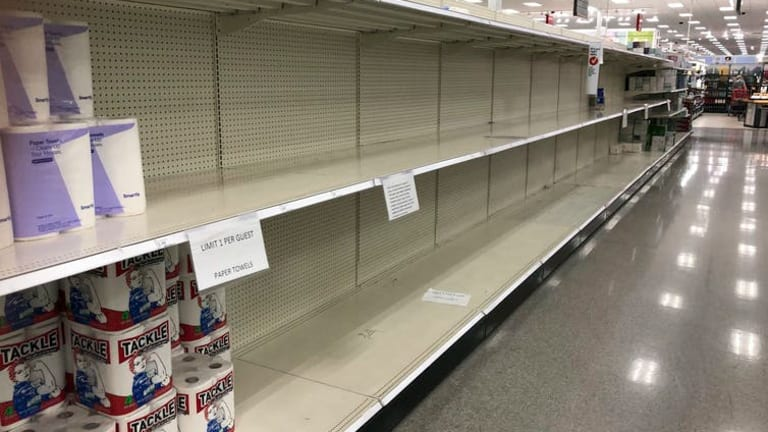 Why you should expect more Suez-like supply chain disruptions and shortages at your local grocery store