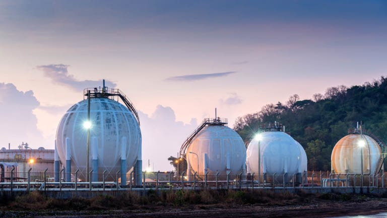Natural Gas Could Be the Bridge to Cleaner Energy