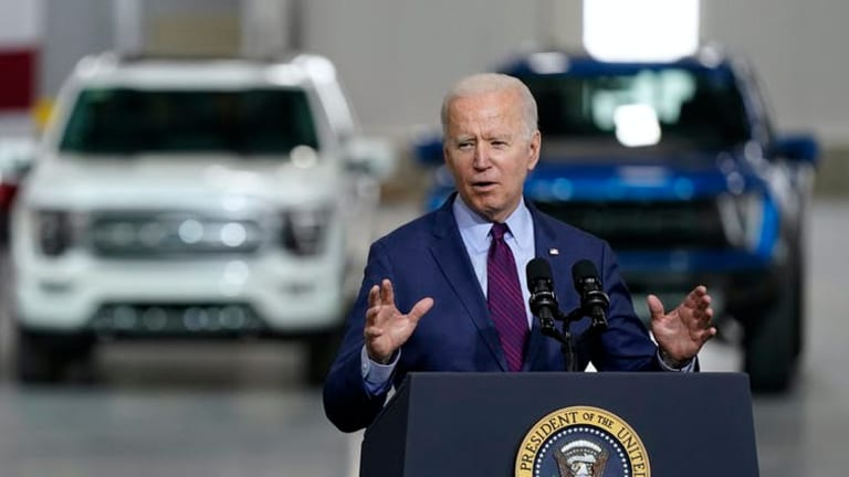 Biden's budget: Why investing in innovation is crucial to reach US climate goals