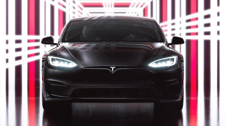 Tesla Model S Event Livestream - Watch Tesla's Plaid Model S Event