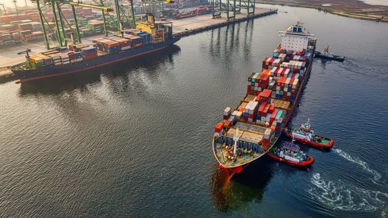 Shipping is tough on the climate and hard to clean up – these innovations can help cut emissions