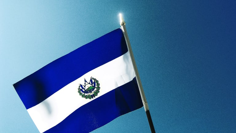 El Salvador is First Country to Adopt Bitcoin