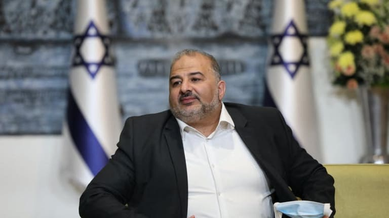 Historic change: Arab political parties are now legitimate partners in Israel's politics and government