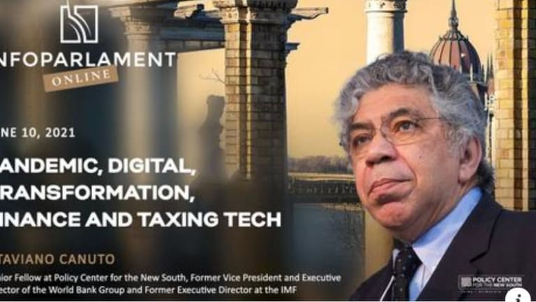 Pandemic, Digital Transformation, Finance, and Taxing Tech