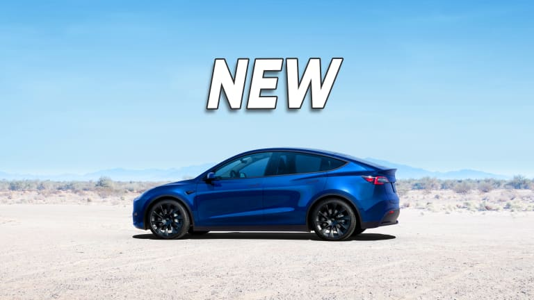Tesla Just Released a Cheaper Model Y in China