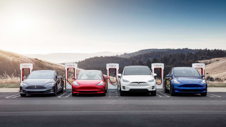 Tesla Sweeps Competition in Latest Road Test
