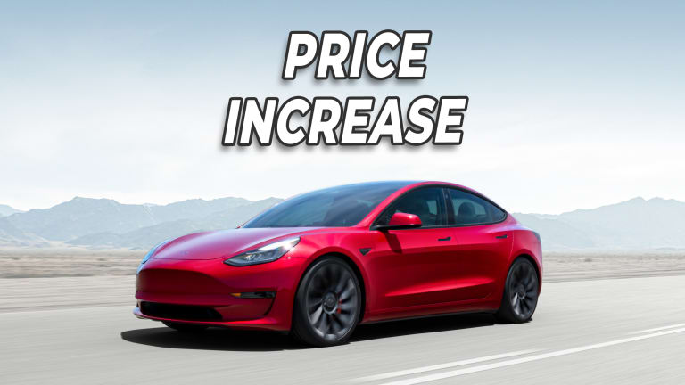 Tesla Raises Prices on Model 3 and Model Y