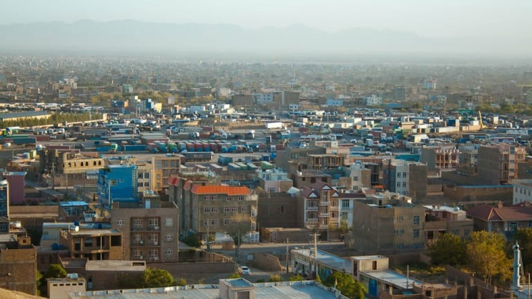Afghanistan & the US Imperial Project
