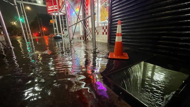 Flooding Thursday – New York Hit Hard by Hurricane Ida