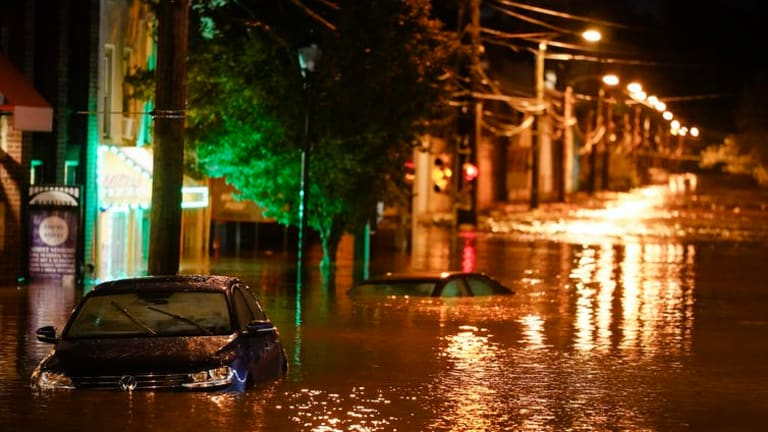 Hurricane Ida: 2 reasons for its record-shattering rainfall in NYC and the Northeast long after the winds weakened