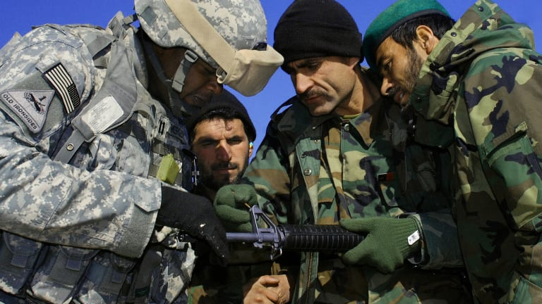 The Second Afghan War & US Retreat from Central Asia