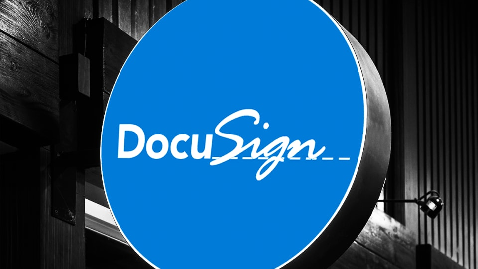 Why Tim Collins Still Likes DocuSign