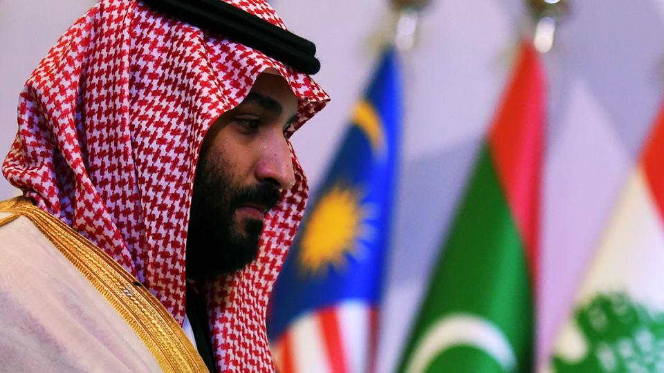 U.S. Won't Punish Saudi Prince for Khashoggi Killing