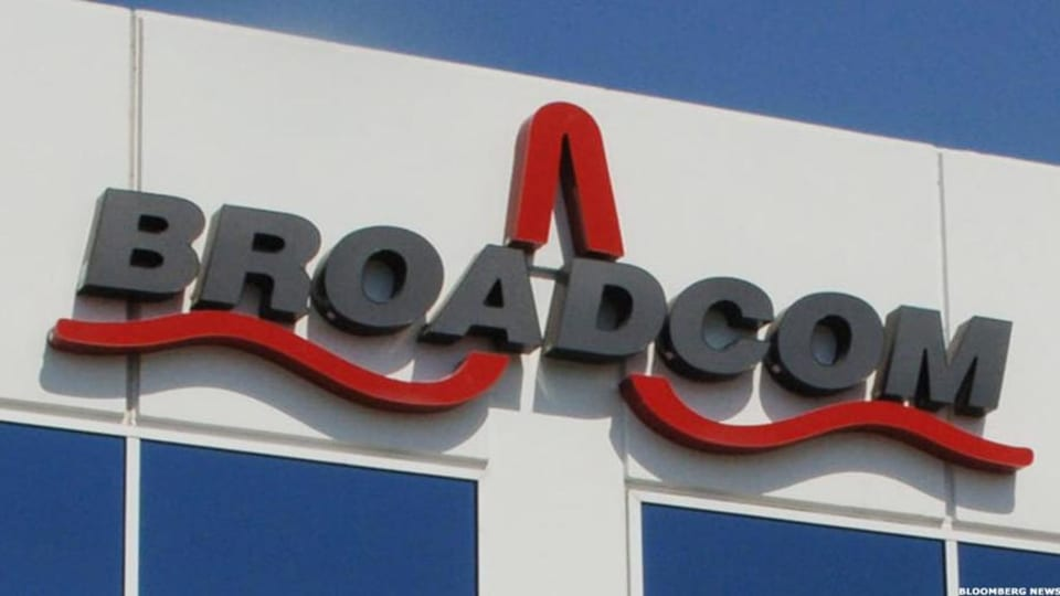 Broadcom Shares Rise After Chipmaker Posts Strong 2020 Guidance