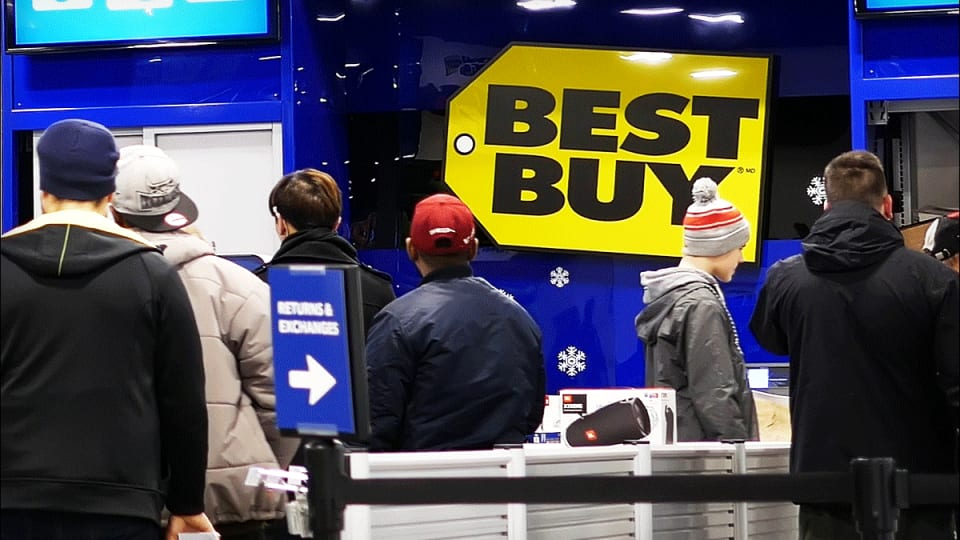 Why Best Buy Shares Are Falling After Solid Earnings