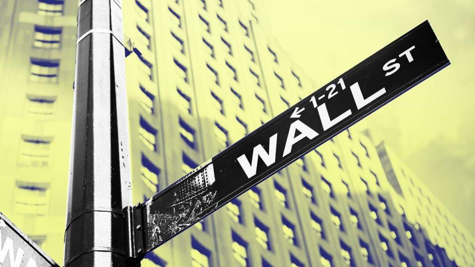 NYSE Stock Market Wall Street