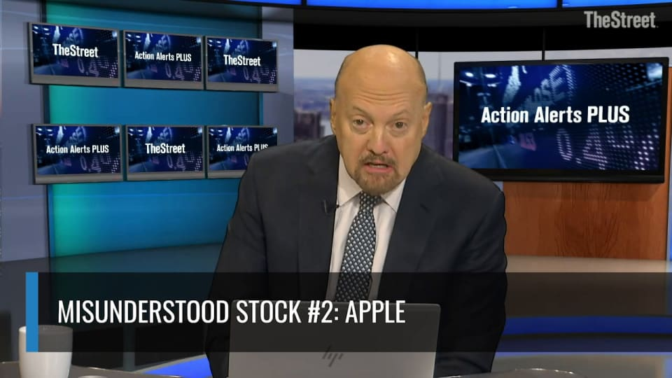 Jim Cramer on Apple: Why Was the Market Blind to the Stock's Value?